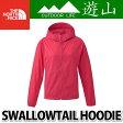 【在庫処分】ザノースフェイス ウェア SWALLOWTAIL HOODIE NPW21209 (RE) 【サイズ:M/L/XL】【レディース/女性用】【送料無料】【メール便不可】