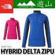 ザノースフェイス アウトドアウェア HYBRID DELTA ZIPUP (NTW11401) 【カラー2色】【サイズ:M/L/XL】【レディース/女性用】【メール便不可】