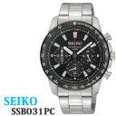 【正規逆輸入品】 SEIKO セイコー【時計】 逆輸入 海外モデル クロノグラフ SSB031PC メンズ (4954628422491)