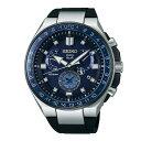 (国内正規品)(セイコー)SEIKO 腕時計 SBXB167 (アストロン)ASTRON メンズ(シリコンバンド ソーラー電波 多針アナログ)