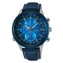 楽天ホームショッピング(6月新商品)(国内正規品)(セイコー)SEIKO 腕時計 AGAW713 (ワイアード)WIRED メンズ wena コラボレーション 限定(牛革バンド クオーツ 多針アナログ)