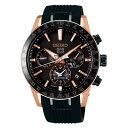 (国内正規品)(セイコー)SEIKO 腕時計 SBXC006 (アストロン)ASTRON メンズ 5Xシリーズ(シリコンバンド GPS電波ソーラー 多針アナログ)