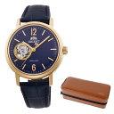 (ケースセット)(国内正規品)(オリエント)ORIENT 腕時計 RN-AG0021L (クラシック)CLASSIC メンズ レディース(牛革 自動巻き(手巻付..