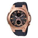楽天ホームショッピング(5月新商品)(国内正規品)(カシオ)CASIO 腕時計 MSG-C100G-1AJF (ベビーG)BABY-G レディース G-MS(樹脂バンド クオーツ アナデジ)