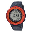 楽天ホームショッピング(3月新商品)(国内正規品)(カシオ)CASIO 腕時計 PRG-330-4AJF PROTREK(プロトレック) メンズ レディース(樹脂バンド ソーラー デジタル)