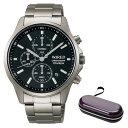 楽天ホームショッピング(6月新商品)(時計ケースセット)(国内正規品)(セイコー)SEIKO 腕時計 AGAT426 (ワイアード)WIRED メンズ(チタンバンド クオーツ 多針アナログ)