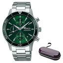 楽天ホームショッピング(6月新商品)(時計ケースセット)(国内正規品)(セイコー)SEIKO 腕時計 AGAT430 (ワイアード)WIRED メンズ(ステンレスバンド クオーツ 多針アナログ)