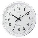 リズム時計 CITIZEN(シチズン)クオーツ掛時計スリーウェイブM827 4MY827-003
