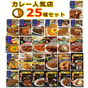 (人気カレー店24点セット)ハウス・エスビー食品 選ばれし人気店 噂の名店 神田カレーグランプリ レ