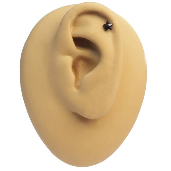 how to close ear piercing holes at home
