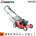 バロネス簡易自走ロータリモア GM530D【芝刈機】【エンジン式】