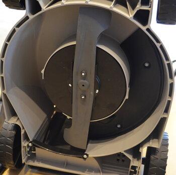 ホンダ電動芝刈り機グラスパHRE330