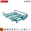 マキタ 充電式運搬車CU180DZ用 パイプフレームセット品【A-65470】
