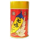 【長野名産品】信州善光寺 八幡屋礒五郎 七味ごま缶