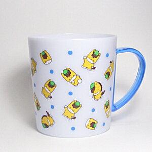 群馬県のマスコット ぐんまちゃん プラマグカップ(青)【DM便不可】...:honda932:10012562