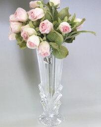 花瓶(花器/フラワーベース) フロラック ガラス 日本製 あす楽対応