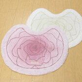 トイレマット 薔薇 桂由美 ブランド グラデーションローズ トイレマット 日本製
