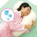いびき防止に横寝が効果的。安眠グッズ【横向き専用枕】 勝野式 横寝枕 【メイダイ】 【10P27aug10】