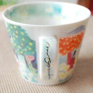 ムーミン スープ マグカップ 【スイサイ】 MM323-36