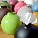 ペーパーポット 壺型ティッシュケース 【アイコレクション】 【楽ギフ_包装】 【楽ギフ_のし】