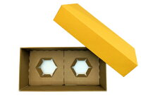 ギフト用オリジナル化粧箱【商品2点まで、まとめてひと箱で対応可能です。】複数の箱包装をご希望の場合、必要数を買い物カゴにお入れ頂き、注文フォームのコメント欄に詳細(包装をご希望の商品名など)をご明記ください。