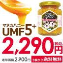 \エントリーで店内全品P3倍/【マラソンセール対象商品】 マヌカハニー UMF5+ 250g (