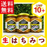 【3個セット】マヌカハニーUMF認定10+ 250g抗生物質をみつばちに与えないオーガニック養蜂。ハニーマザーのマヌカハニーはキャラメルのようなコクと香ばしさを持つ、「生マヌカハニー」です。