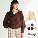 ワッフル編みが可愛いポイント S M L 白 ブルー 赤 ブラウン ベージュ COLZA(コルザ)