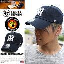 b系 ヒップホップ ストリート系 ファッション メンズ レディース キャップ 【RGW04GWS-NY】フォーティーセブンブランド 47BRAND 帽子 CAP...