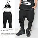 B系 ヒップホップ ストリート系 ファッション スウェットパンツ CLUB NO1Z/クラブノイズ【CN-LP-DA-001】≪V1P TRIP PANTS≫無...