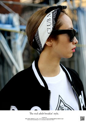 b系ヒップホップストリート系ファッションメンズレディースロンT【AF-TL-LT-008】≪SPADEPAISLEYL/S≫エースフラッグACEFLAG長袖TシャツMLXL2XL3XL大きいサイズ白黒正規品02P11Mar16【楽ギフ_包装】