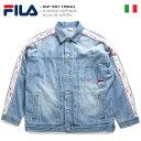 フィラ FILA デニムジャケット 【FM9422】 メンズ...