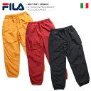 【送料無料】 フィラ FILA ナイロンパンツ 【FM942...