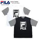 フィラ FILA Tシャツ 【FM9492】 メンズ レディ...