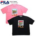 フィラ FILA Tシャツ 【FM9489】 メンズ レディ...