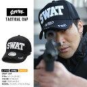SWAT スワット キャップ ローキャップ 【MJ-CA-S...