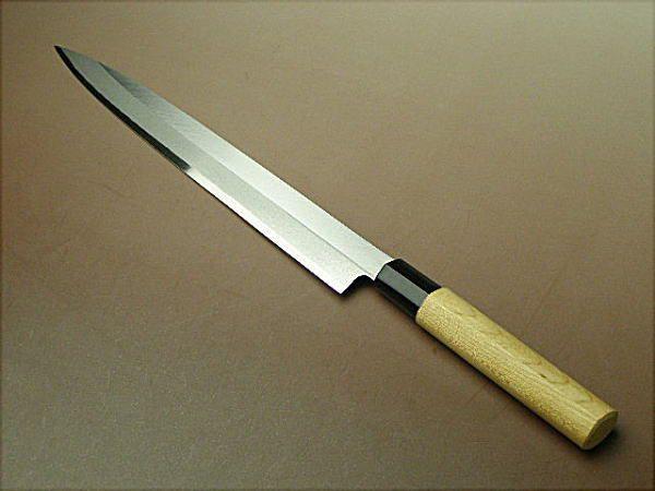 honmamon rakuten global market sashimi hocho yanagiba kitchen knife 270 mm for left hander. Black Bedroom Furniture Sets. Home Design Ideas