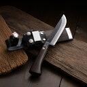アウトドアナイフ 東周作黒打 剣鉈白紙鋼120mm オイルステン仕上 剣ナタ ケース付き