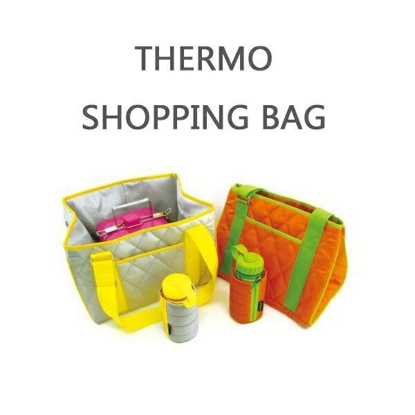 エコバッグはもちろんピクニックにも! THERMO SHOPPING BAG(サーモショッ…...:hono:10001257