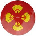 好き嫌いを見張る4羽の保安官!Place Mat(プレースマット)【BergHOFF】【キッチン】【キッズ】【ランチョンマット】【ベルギー】【ギフト】【出産祝い】【お食事マット】