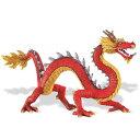 Dragons(ドラゴン) 赤中国龍 【フィギュア】【レプリカ】【safari】【人形】