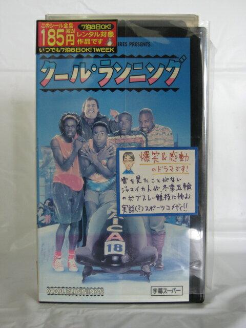 #1 03327【中古】【VHSビデオ】クール・ランニング