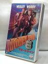 H5 09641 【中古・VHSビデオ】「マネートレイン」ジョセフ・ルーベン/ウェズリー・スナイプス/ウディ・ハレルソン