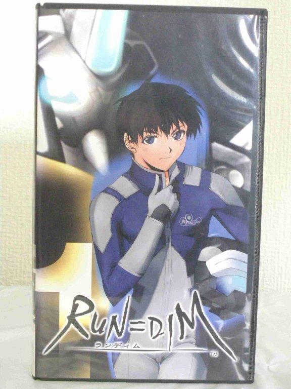 #1 35977【中古】【VHS ビデオ】RUN=DIM 〜 ランディム 〜 VOL.1