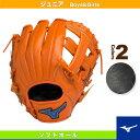 プロモデル/ジュニアソフトボール用/藤田モデル(1AJGS14900)『ソフトボール グローブ ミズノ』