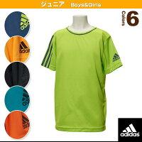 [アディダス オールスポーツウェア(メンズ/ユニ)]KIDS Climacool G T Tシャツ/ジュニア(BFN36)の画像