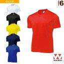 ドライライトVネックTシャツ/ジュニア(P390)『オールスポーツ ウェア(メンズ/ユニ) wundou(ウンドウ)』