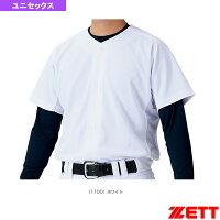 MECHAPAM/メカパン/ユニフォーム/ニットフルオープンシャツ(BU1181S)『野球 ウェア(メンズ/ユニ) ゼット』の画像