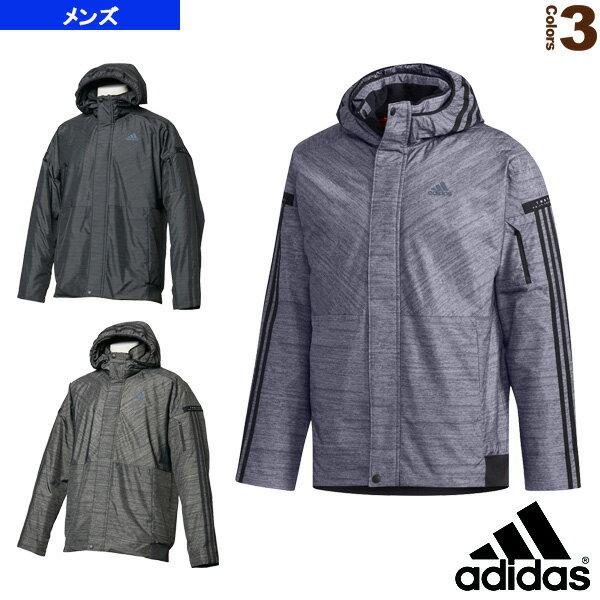 M adidas オンライン 24/7 中綿ウインドパーカー/メンズ(FKK30