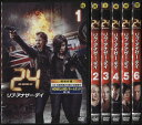 24 TWENTY FOUR リブ アナザー デイ 1〜6 (全6枚)(全巻セットDVD)|中古DVD【中古】